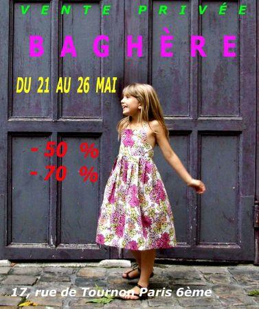 vente privée de BAGHERE Mai 2012 copie