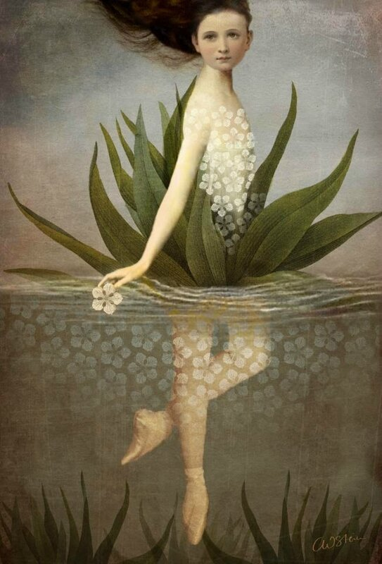 Catrin Welz-Stein - German Surrealist Graphic Designer - Tutt'Art@ (11)v