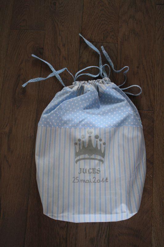 Le sac pour mon bébé, 10 €