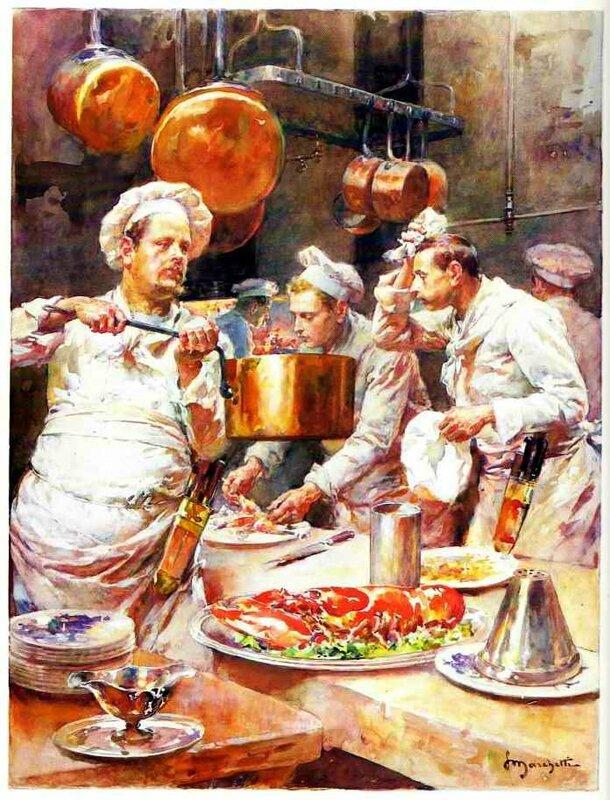 Illustra cuisine