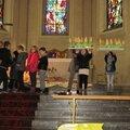 Messe avec la paroisse autour du projet pain