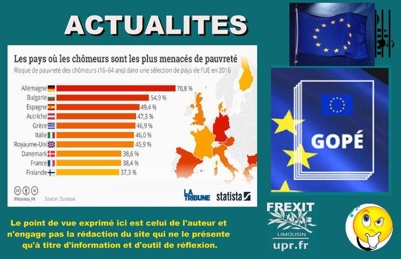 ACT UE PAUVRETE CHOMEURS