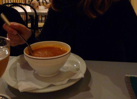 La soupe de l'architecte tordu
