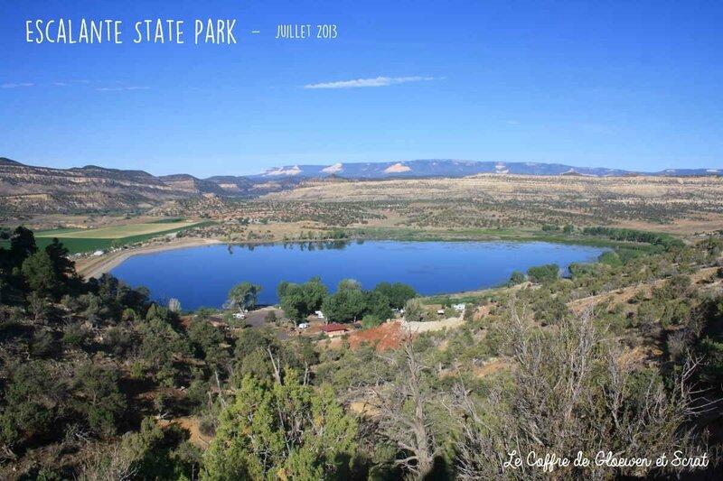 Escalante State Park