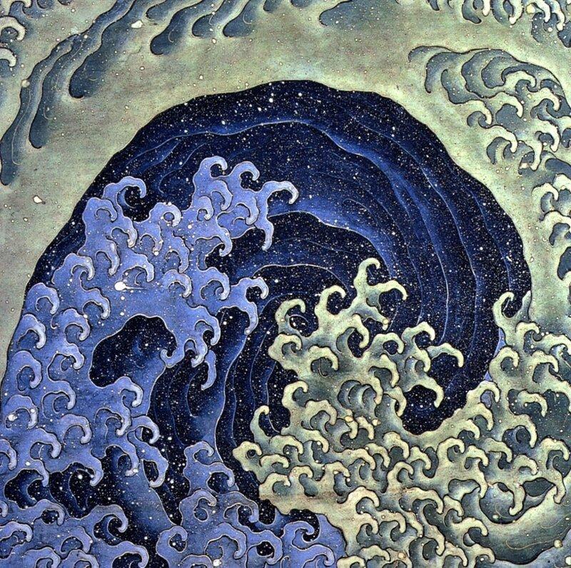 Hokusai Yin