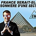 La secte macronique