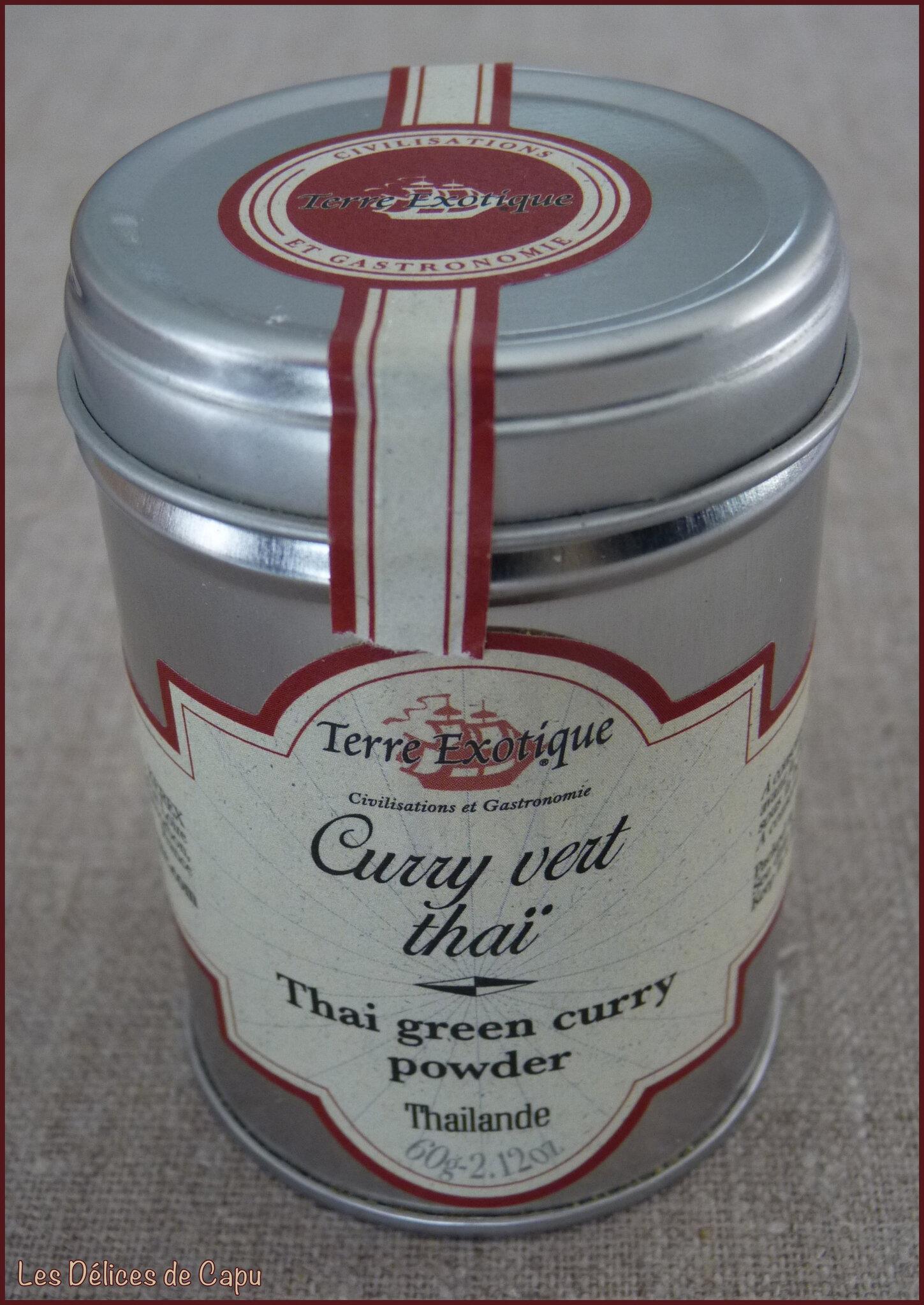 Curry vert d'agneau1