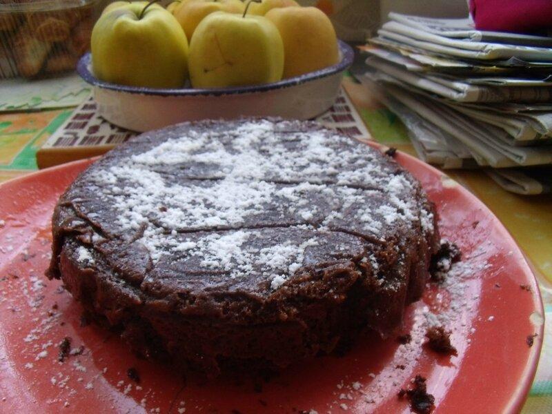 gateau chocolat micro ondes (4)