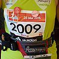 Marathon du mont saint michel : jour j!!!