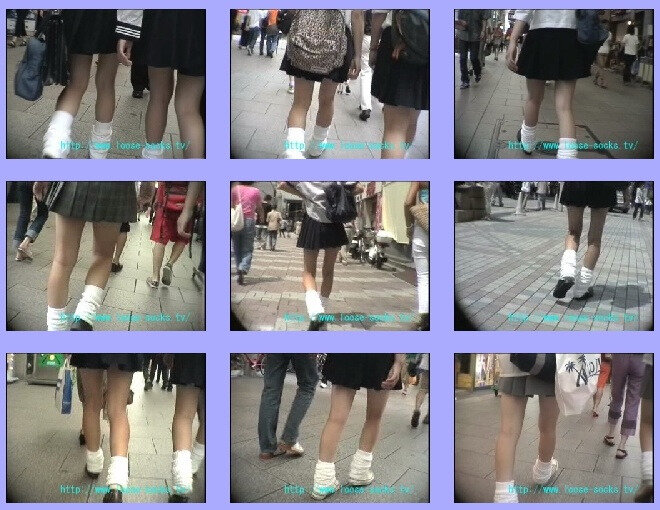 CanalBlog Loose Socks DVD04