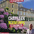 Medias normands: lancement de la nouvelle formule de normandie magazine
