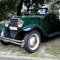 Graham paige golfer's coupe 1929