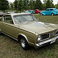 Plymouth barracuda hardtop coupe-1966