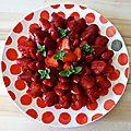 tarte aux fraises de t. Mulhaupt