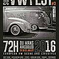 Super vw festival 3 2016 29juillet-31 juillet circuit des 24 h du mans