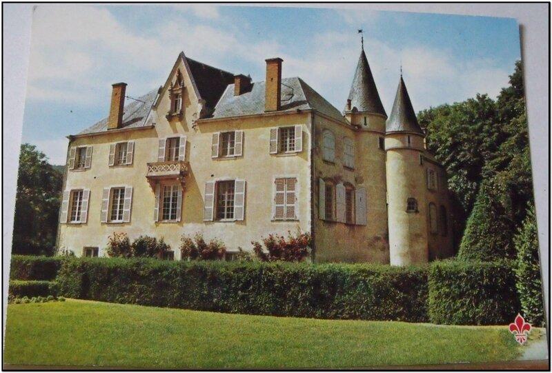 Chanonat - chateau de Varvasse