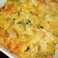 Lasagnes de courgettes au curry