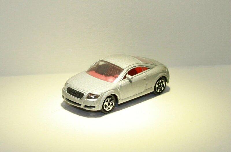 Audi TT (Majorette) 01