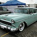 Chevrolet bel air beauville 4door wagon-1955