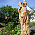 Bois sculpté 003