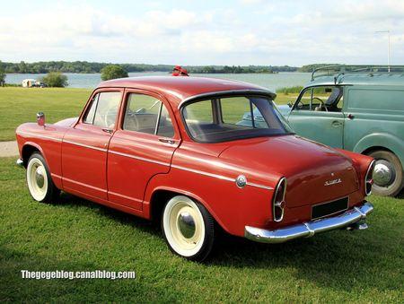 Simca P60 étoile de 1961 (Retro Meus Auto Madine 2012) 02