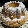 Kouglof aux abricot sec