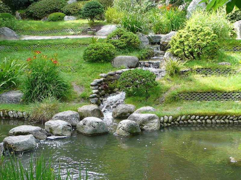 Jardin Albert kahn - Boulogne 92
