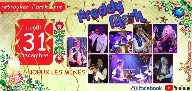 FREDDY MARK NOEUX LES MINES
