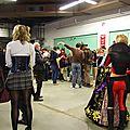 La foule des cosplayeurs