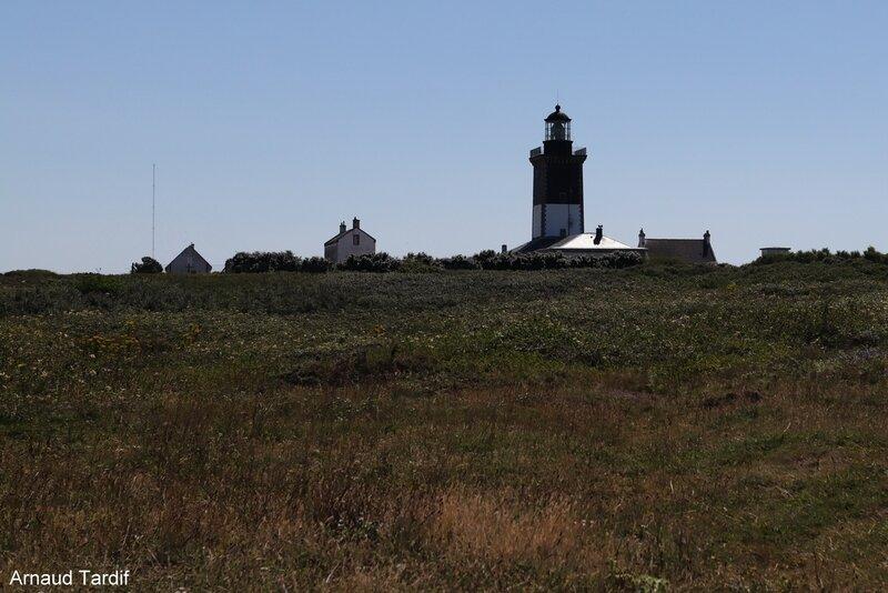 00783 Guidel - L'Ile de Groix - Du Sémaphore de Beg Melen à la Pointe de Pen-Men