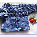 Une veste bleue pour Alrik