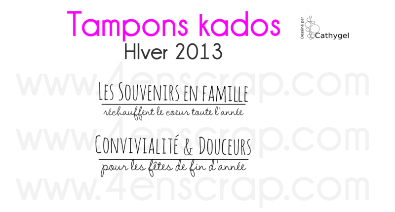 Tampons hiver 2013