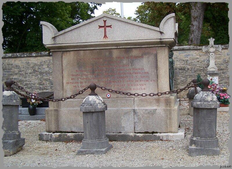 tombeau Marmont