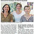 Portes ouvertes des ateliers d'artistes de rennes métropole, c'est demain !