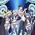 Animes du printemps 2017 - premier avis