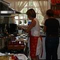 Atelier cuisine...