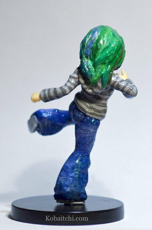 Figurine custo - Kobaitchi