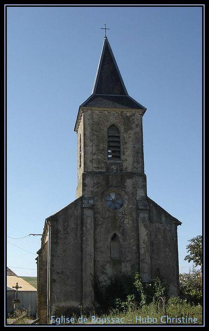 Eglise de Boussac