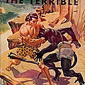 #tarzan #8: tarzan the terrible, an important book against preconceived ideas about edgar rice burroughs!