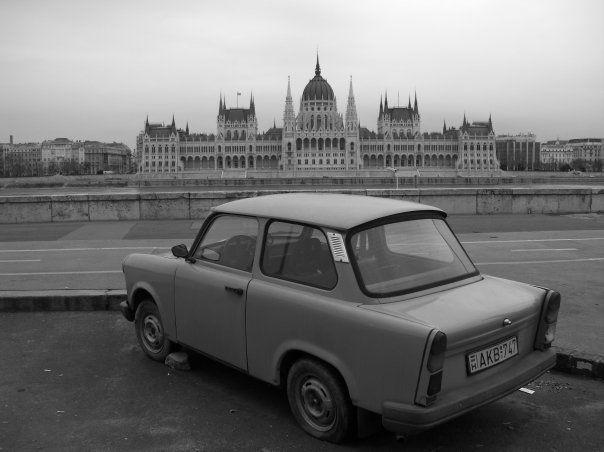 Budapest décembre 2009