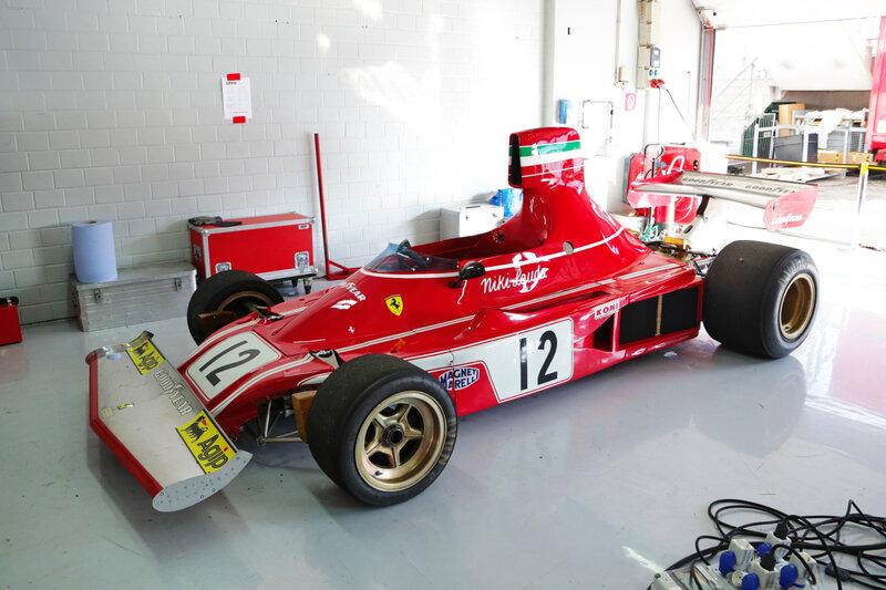 1974 - Ferrari 312 B3 F1 #012_13 HL