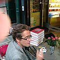Juin 2013, paris, parution de
