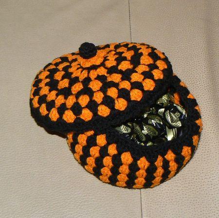 Bonbonnière Halloween 2011