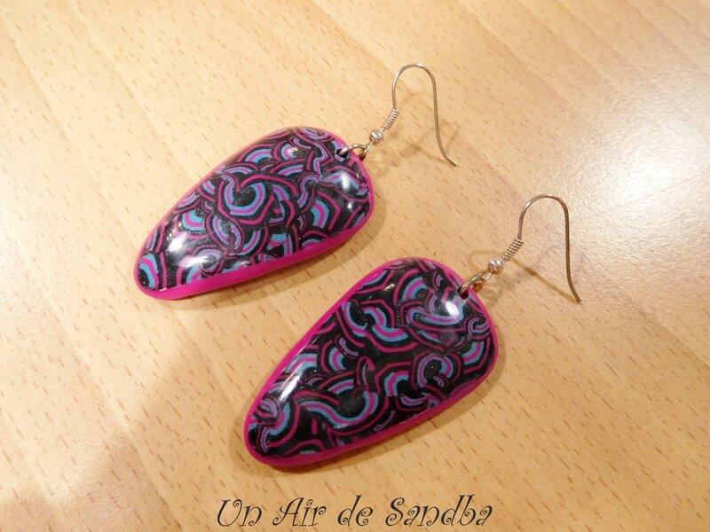 Boucles d'oreilles Manéa (4)