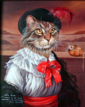 Les chats de Sylvia Karle-Marquet (5)