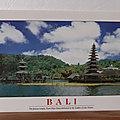 999 Indonésie - Bali - Temple - vierge XL
