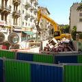 chantier u tramway de nice N° 5 006