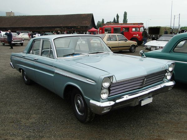 mercury comet custom sedan 1965 3