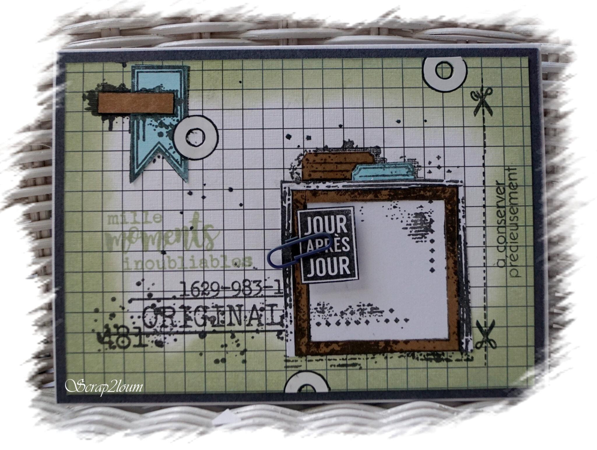 défi carte sept 19