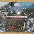 Bourg d'Oisans datée 1988